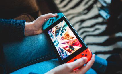 Nintendo Switch Game Console Card Error