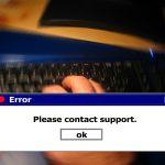 Fix ERR_CONNECTION_RESET Error