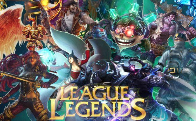 League of Legends Error Code 1B